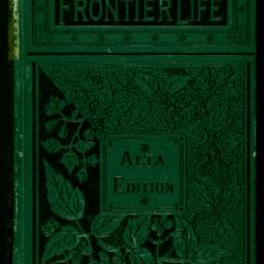 Frontier life ; or, Tales of the south-western border