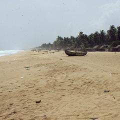 Beach at Badagry