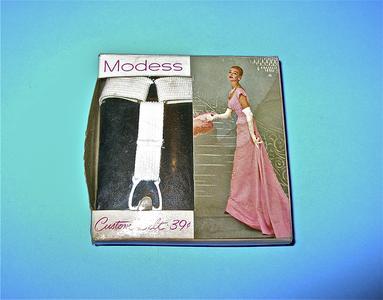 Modess custom belt