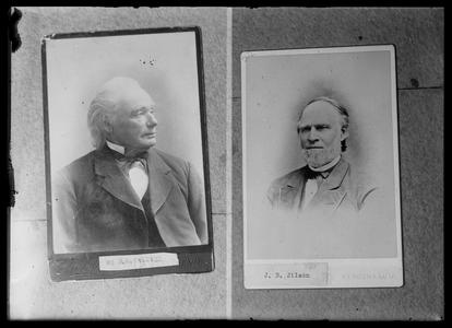 J. M. Kellogg, J. B. Jilson