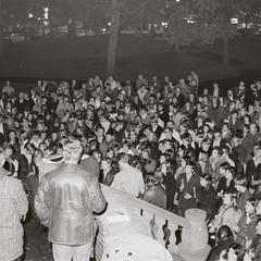 War protest, 1969