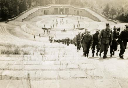 German amphitheater