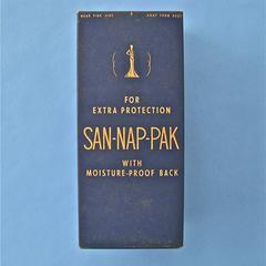 San-Nap-Pak pads