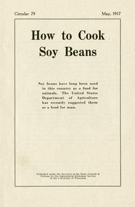How to cook soy beans