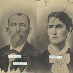 Dr. J. J. Blumer and Margaretha Legler Blumer