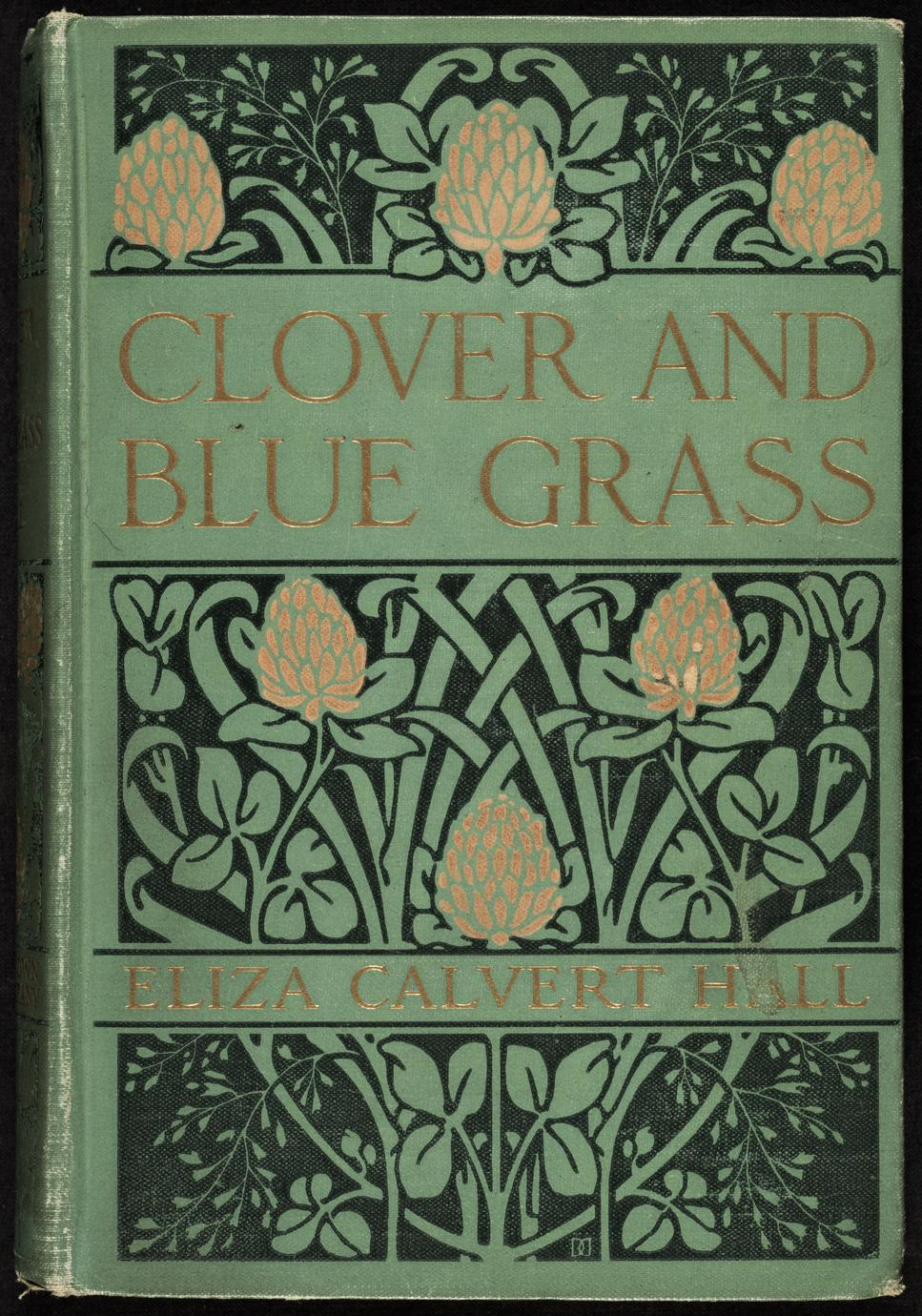 Clover and blue grass (1 of 3)