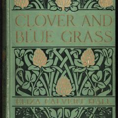 Clover and blue grass