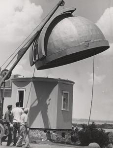 Relocation of Student Observatory