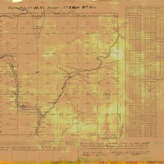 [Public Land Survey System map: Wisconsin Township 31 North, Range 07 East]