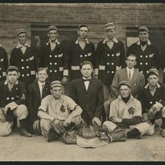 American Brass Company baseball team