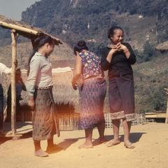 Ethnic Tai women