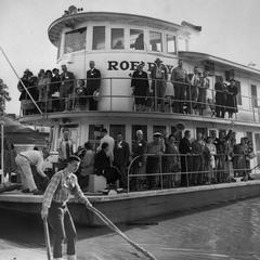 Roy Roy III (Ferry/Excursion boat, 1955-1960?)
