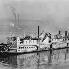 Independent (Dredge/towboat, 1899-1920?)