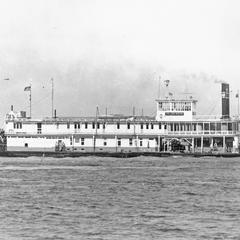 Gen. John Newton (Commission/inspection towboat, 1899-1957)