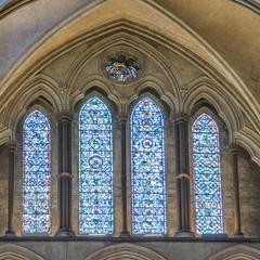 Salisbury Cathedral northwest transept