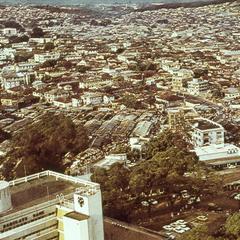 Aerial view of Ibadan