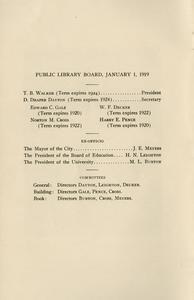 Page 8 - Twenty-eighth and twenty-ninth annual reports of the Minneapolis Public Library - Twenty-eighth and twenty-ninth annual reports of the Minneapolis Public Library, 1917-1918 28th/29th [1919?]