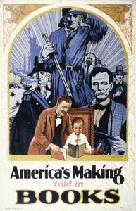 America's making told in books