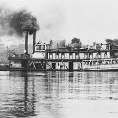 John W. Ailes (Towboat, 1892-1902)