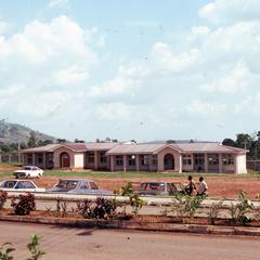 New school buildings