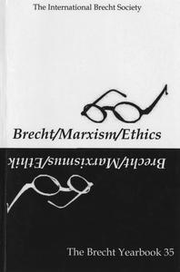 Brecht/Marxism/ethics