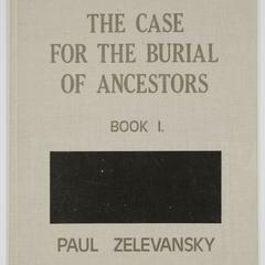 The case for the burial of ancestors