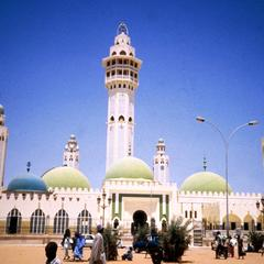 Great Mosque at Touba