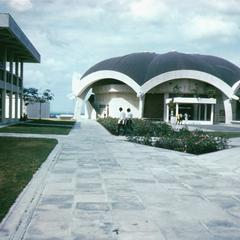 Nkrumah Hall, the Assembly Hall at the University of Dar es Salaam