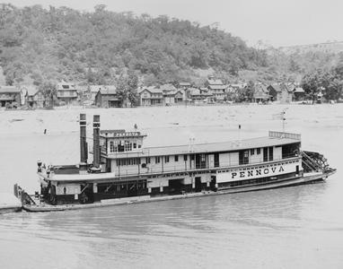 Pennova (Towboat, 1925-1938)