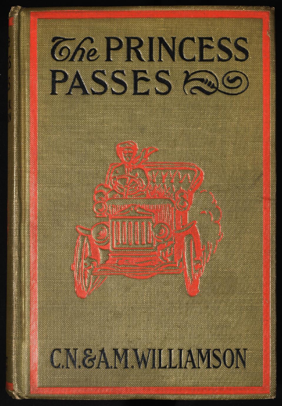 The princess passes : a romance of a motor car (1 of 2)