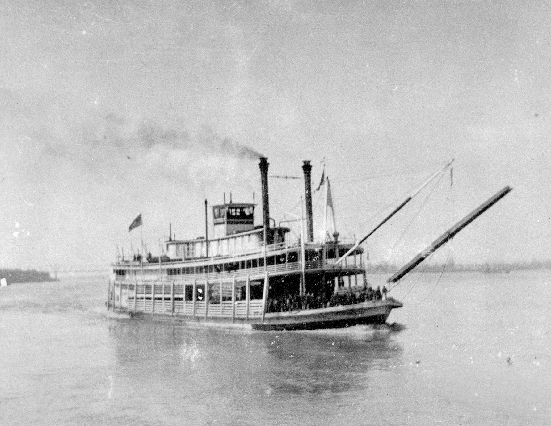 Delta (Packet, 1900-1905)