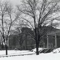 Main Hall, Cartwright Center and Morris Hall