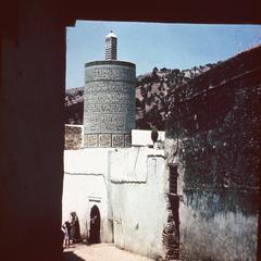 Mosque of Moulay Idriss Zerhoun