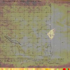 [Public Land Survey System map: Wisconsin Township 17 North, Range 02 West]