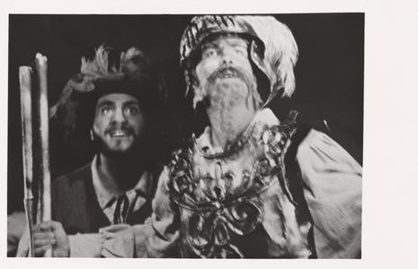 """Man of La Mancha"" production, 1977"