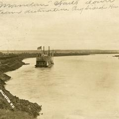 Mandan (Snagboat/Towboat, 1893-1932?)