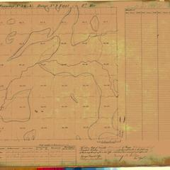 [Public Land Survey System map: Wisconsin Township 36 North, Range 02 East]