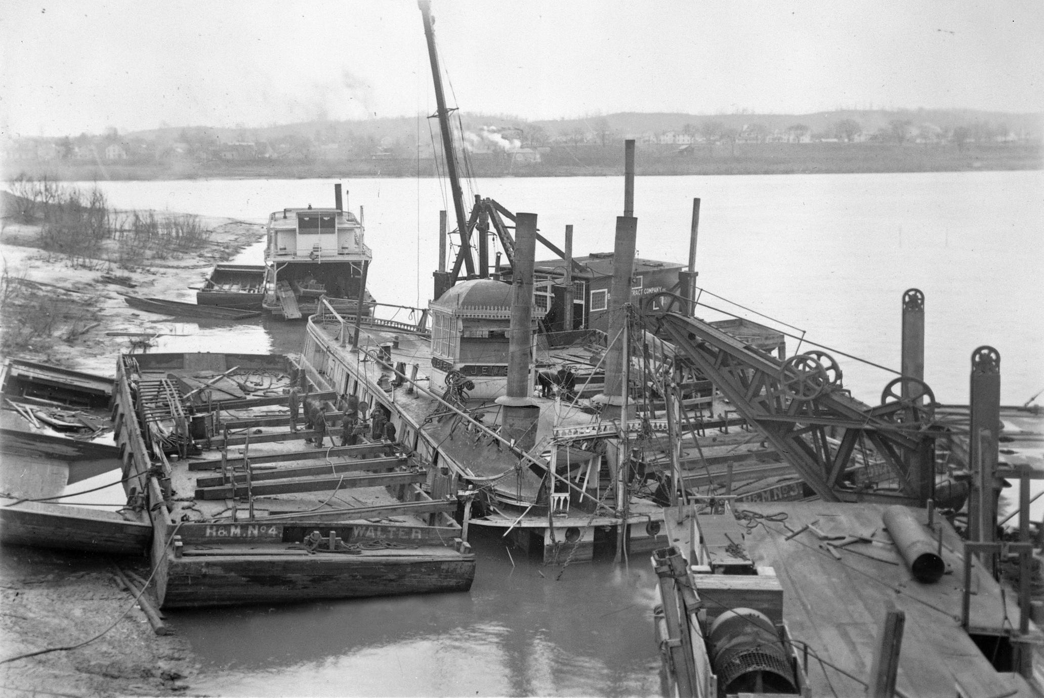Jewel (Packet/Towboat, 1896?-1918)