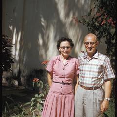 Helen and Ed Gustafson