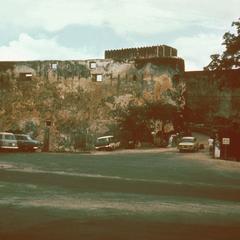 Fort Jesus, Built in 1620, at Mombasa