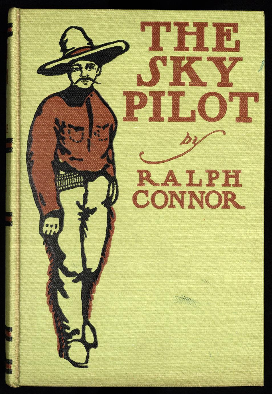 The sky pilot : a tale of the foothills (1 of 4)