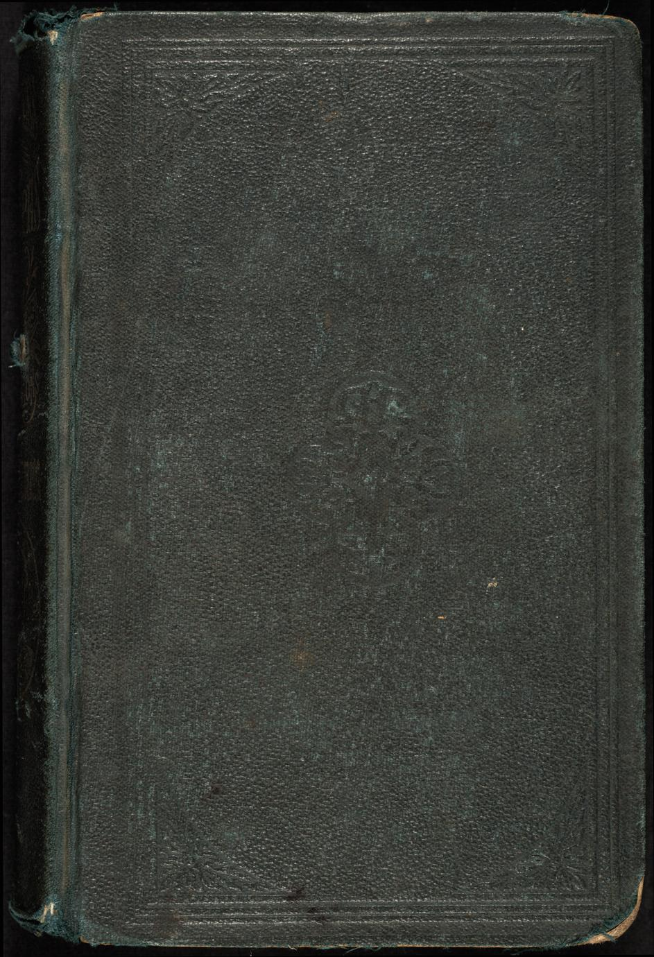 Struggles and triumphs ; or, Forty years' recollections of P. T. Barnum written by himself (1 of 2)