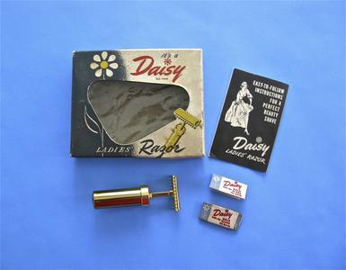 Daisy ladies' razor