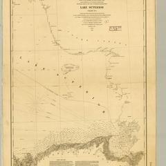 Lake Superior chart no. 1