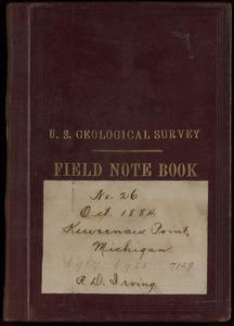 Keweenaw Point, Michigan : [specimens] 6967-6985, 7129