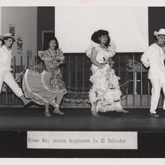 International students perform