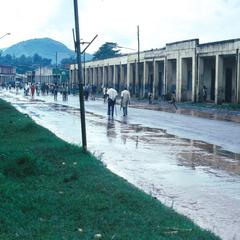 Abandoned Market Area in Jimma