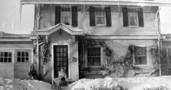 Van Hise House, Madison