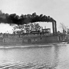 J.M. Bowell (Towboat, 1882-1909