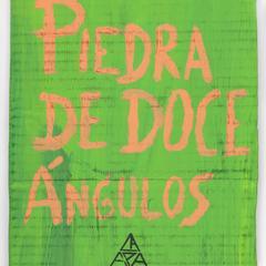 Piedra de doce ángulos : muestra de poetas cusqueños del siglo XXI
